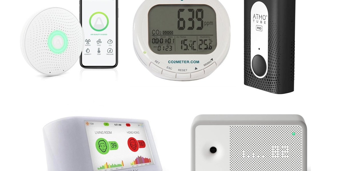 top 7 best air quality monitor
