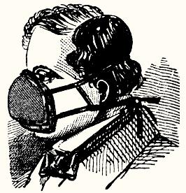 John Stenhouse's mask