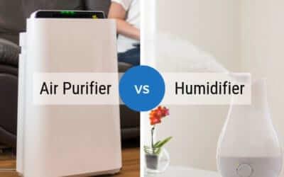 Air Purifier vs Humidifier: A Comprehensive Comparison