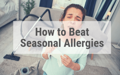 How to Defeat Seasonal Allergies with Easy Steps