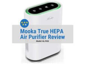 Mooka True HEPA Air Purifier GL-FS32 Review