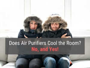 Does Air Purifiers Cool the Room