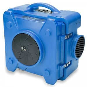 BlueDri BD-AS-550-BL HEPA Air Scrubber