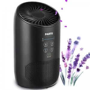 Partu BS-03 HEPA Air Purifier
