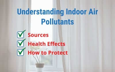 Learn Indoor Air Pollutants with their Sources, Health Effects and Removal