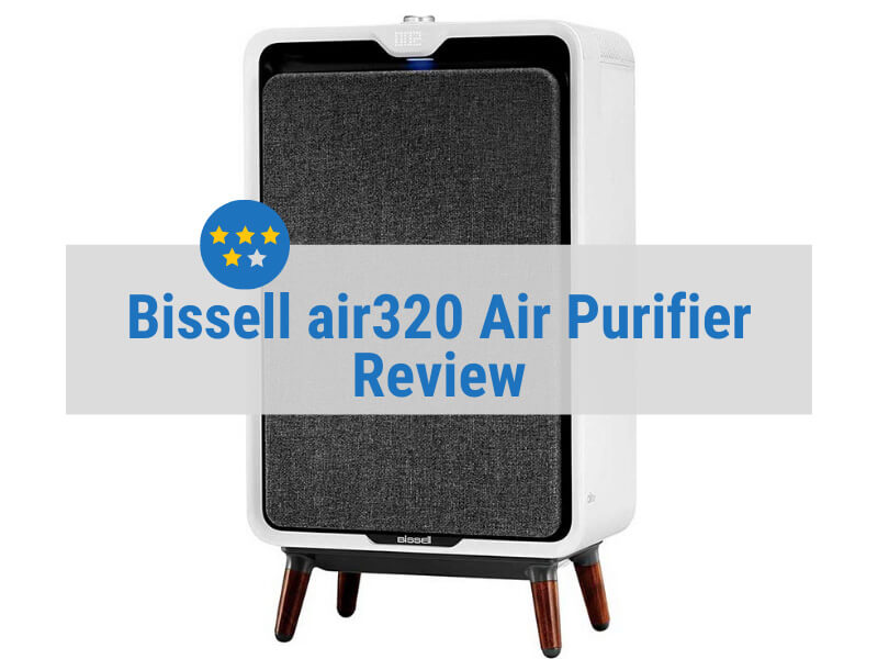 Bissell air320 Air Purifier Review