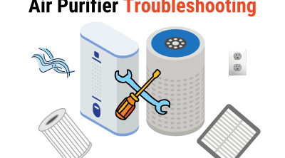 Air Purifier Troubleshooting