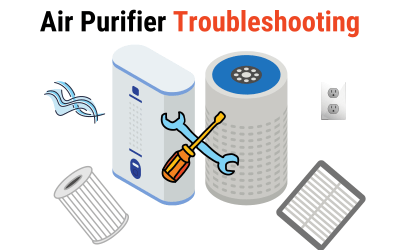 Air Purifier Troubleshooting Guide