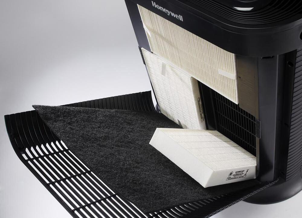 Honeywell HPA300 Filters Installment