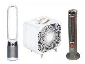 Best Air Purifier Fan Combo