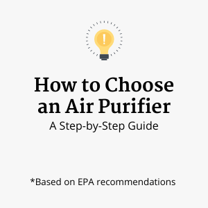 How to Select An Air Purifier