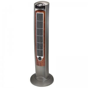 Lasko Oscillating Tower Fan with Ionizer