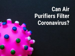 Can Air Purifiers Filter Coronavirus
