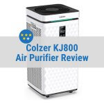 Colzer KJ800 Air Purifier Review