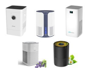 Best Air Purifier and Diffuser Combo
