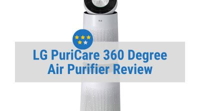 LG PuriCare 360 Degree Air Purifier Review
