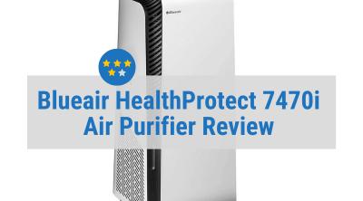 Blueair HealthProtect 7470i Air Purifier Review