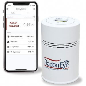 Radon Eye RD200 Radon Detector