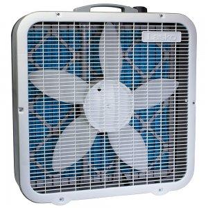 Lasko Air Flex 2-in-1 Box Fan and Air Purifier