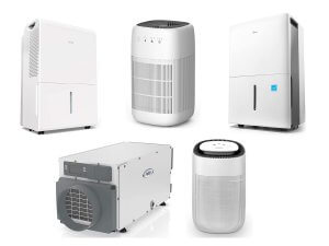 Best Dehumidifier and Air Purifier Combo