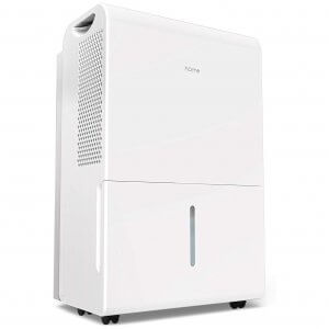 hOmeLabs Dehumidifier with Washable Air Filter