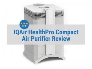 IQAir HealthPro Compact Air Purifier review