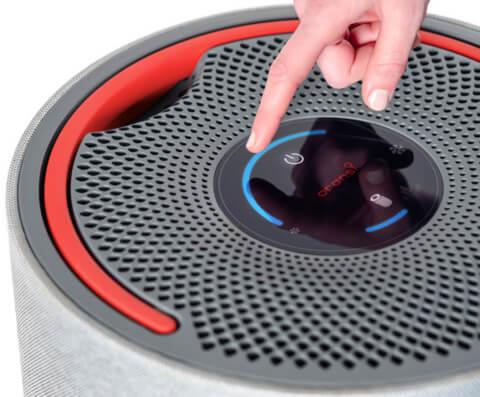 Oransi Mod Air Purifier Touch Control